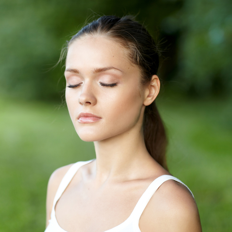 girlmeditating