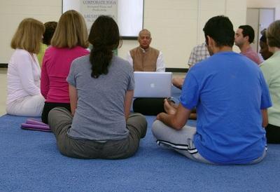 Meditation with Ranjit